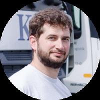Julian Weimer, Logistics & Supply Chain Manager - Kurz Logistics Group