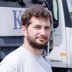 Julian Weimer, Logistik & Supply Chain Manager - Kurz-Gruppe