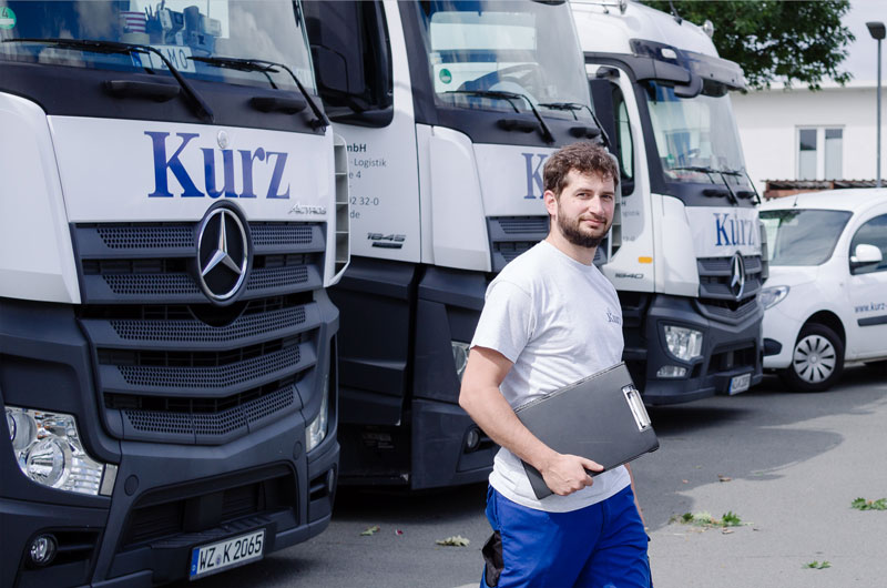 Kurz Logistics Group - Logistics services & Logistics solutions
