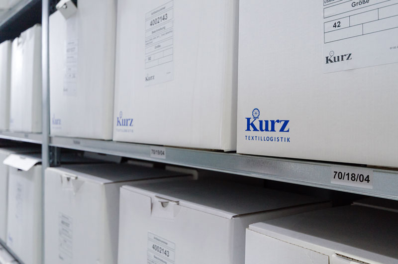 Kurz Logistics Group - Logistics services from Wetzlar in Germany