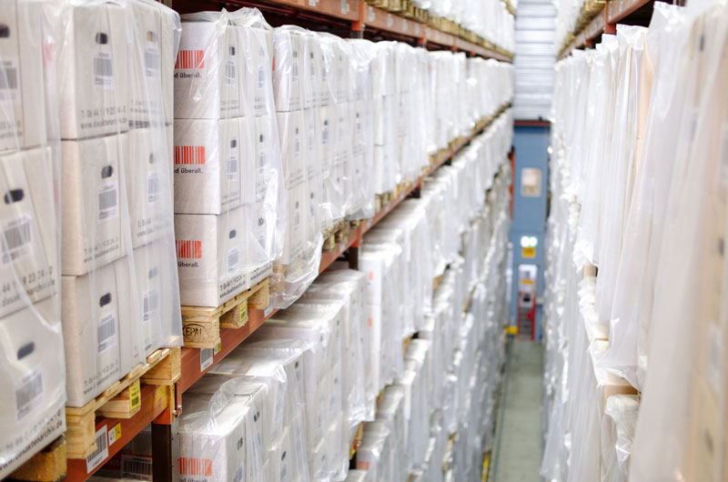 Kurz Logistics Group - Archiving documents & Digitizing documents